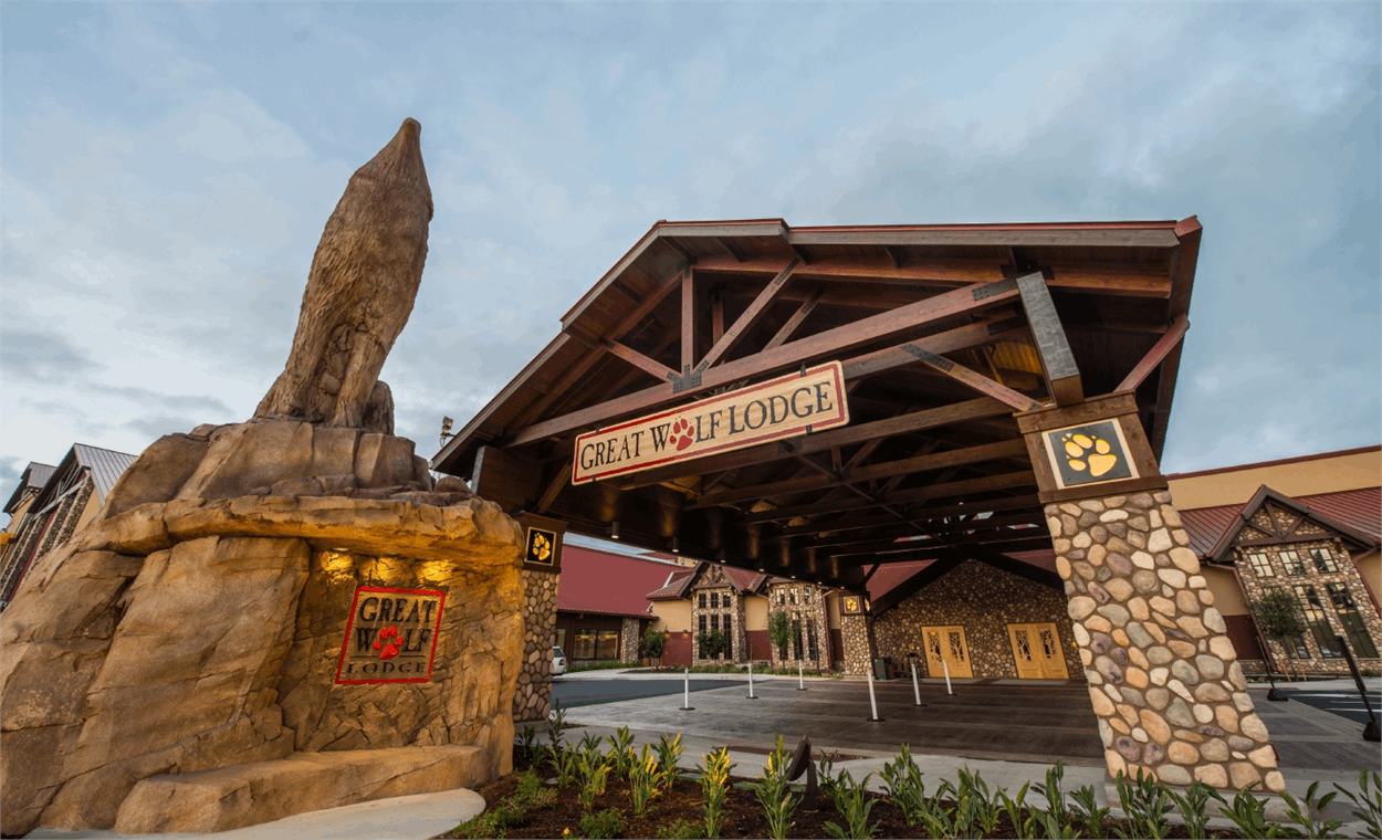Great Wolf Lodge Garden Grove