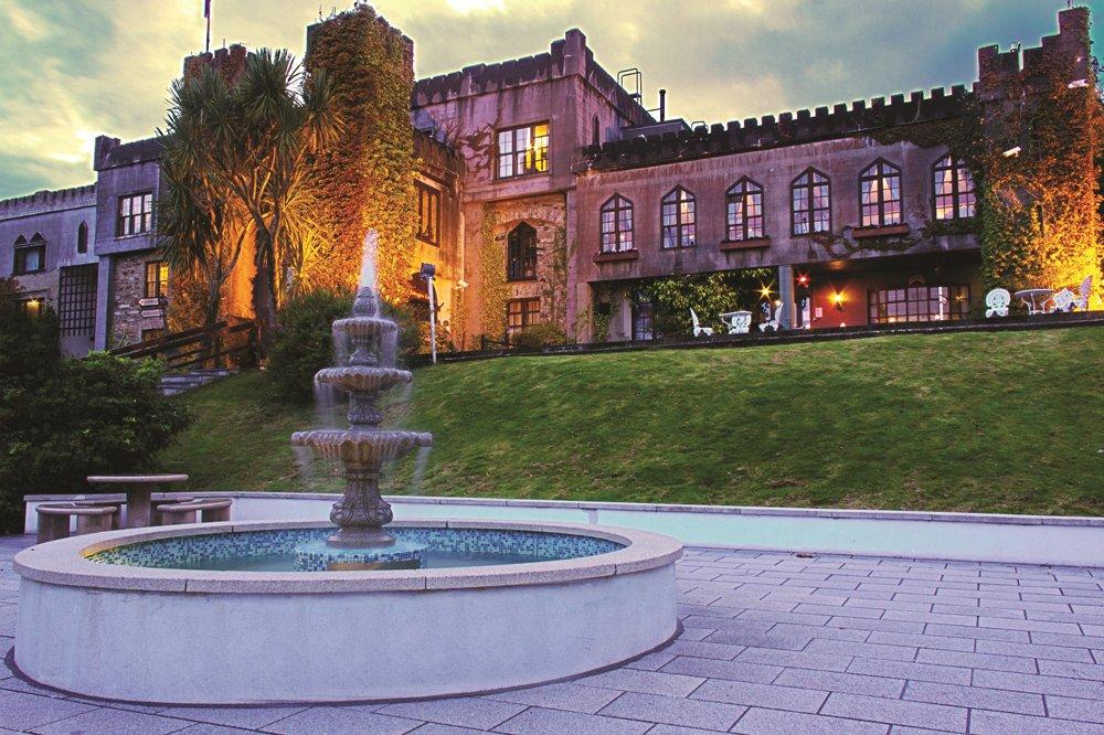 Abbeyglen Castle Hotel, Connemara