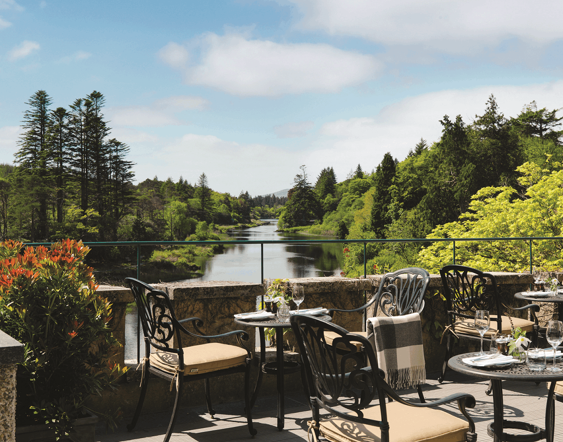 Ballynahinch Castle Hotel and Estate, Galway