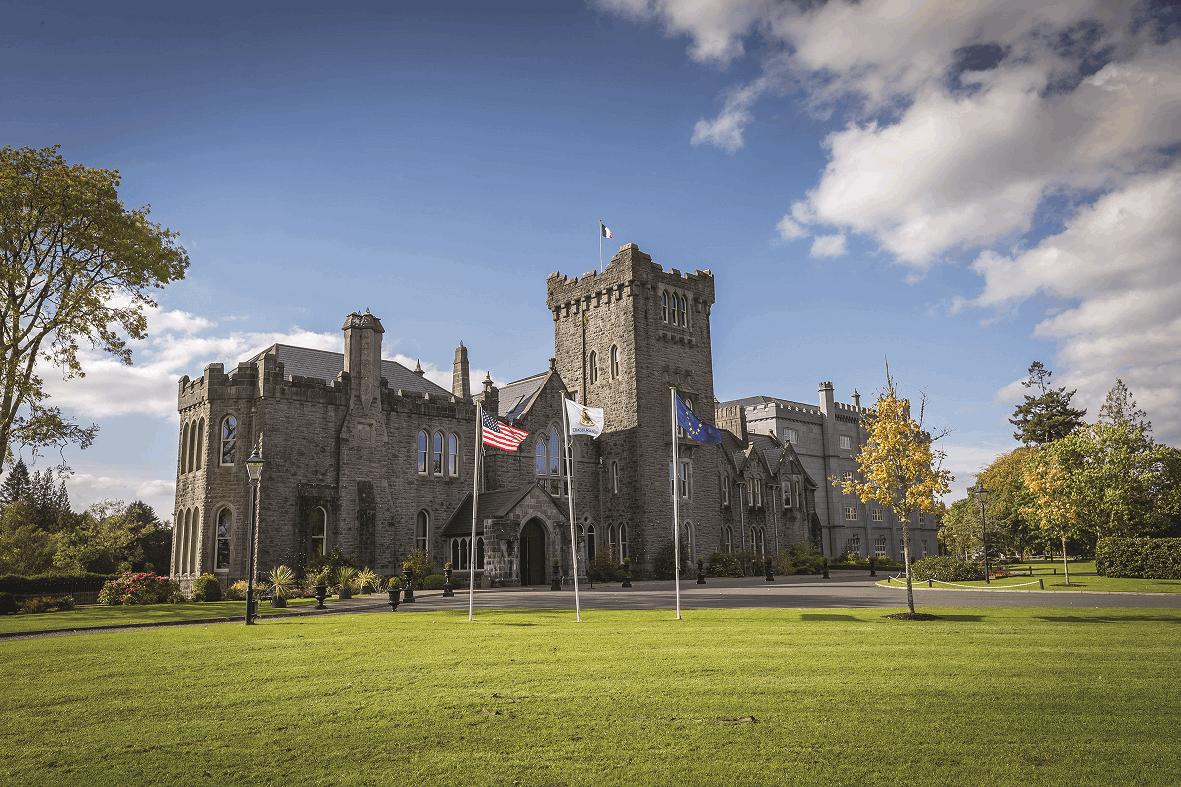 Kilronan Castle Ireland, County Roscommon