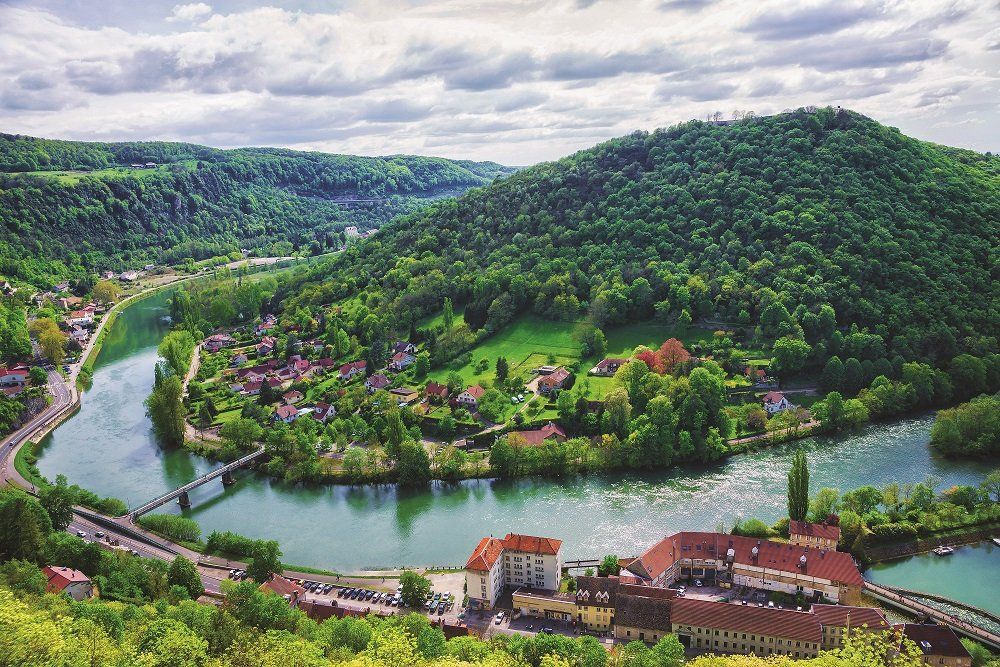 7 Day Burgundy Cruise