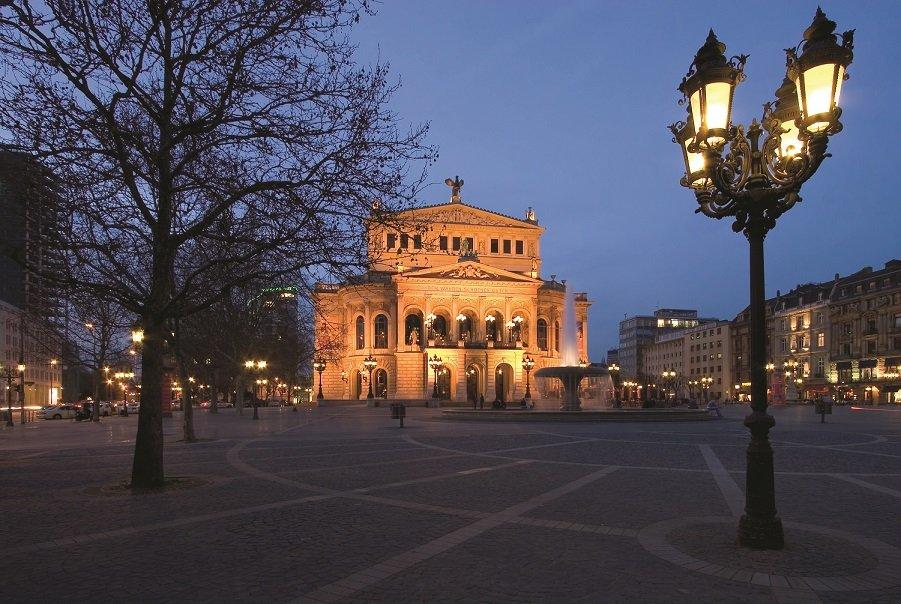 4 day/3 night Frankfurt