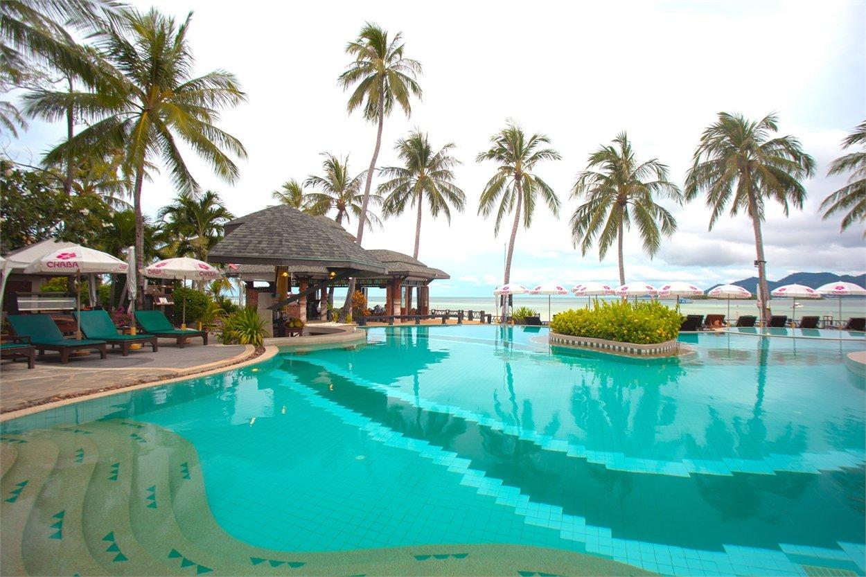 Chaba Cabana Beach Resort