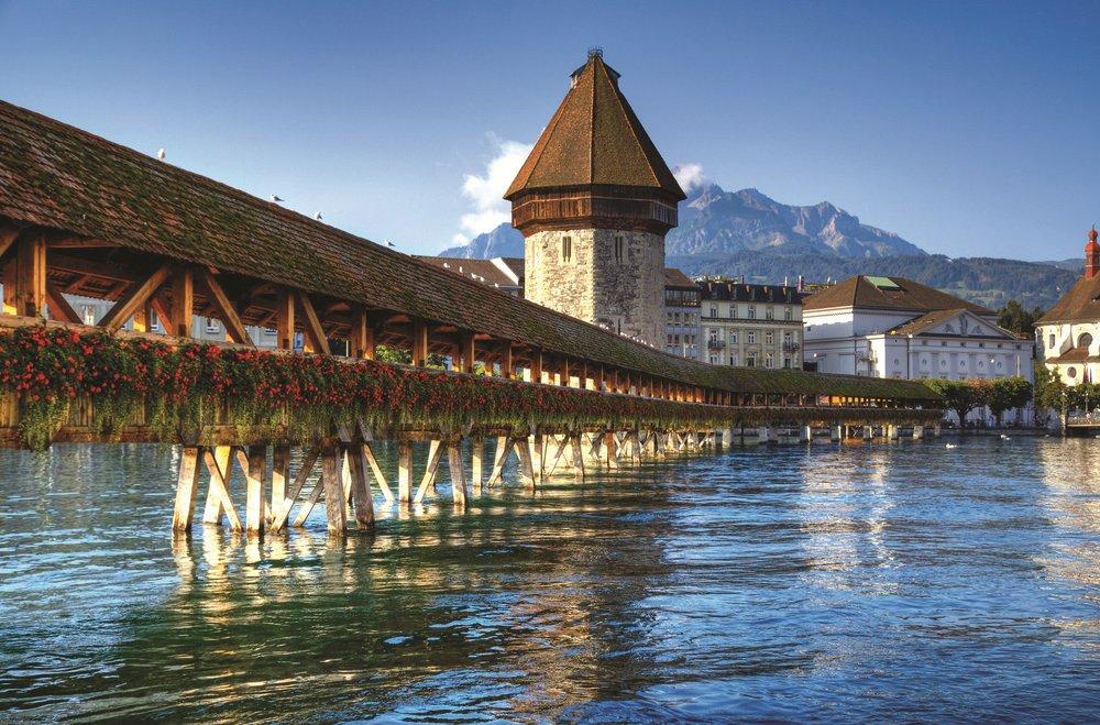 4 Day Lucerne City Break