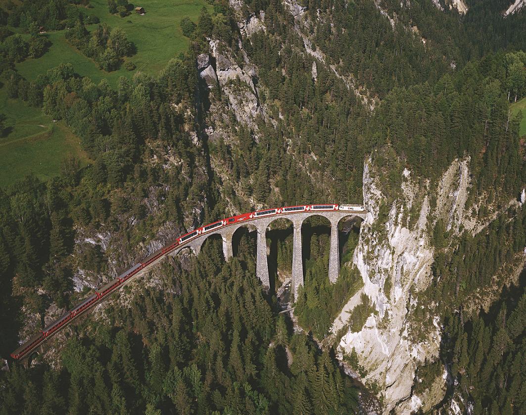 5 Day Classical Glacier Express - Switzerland