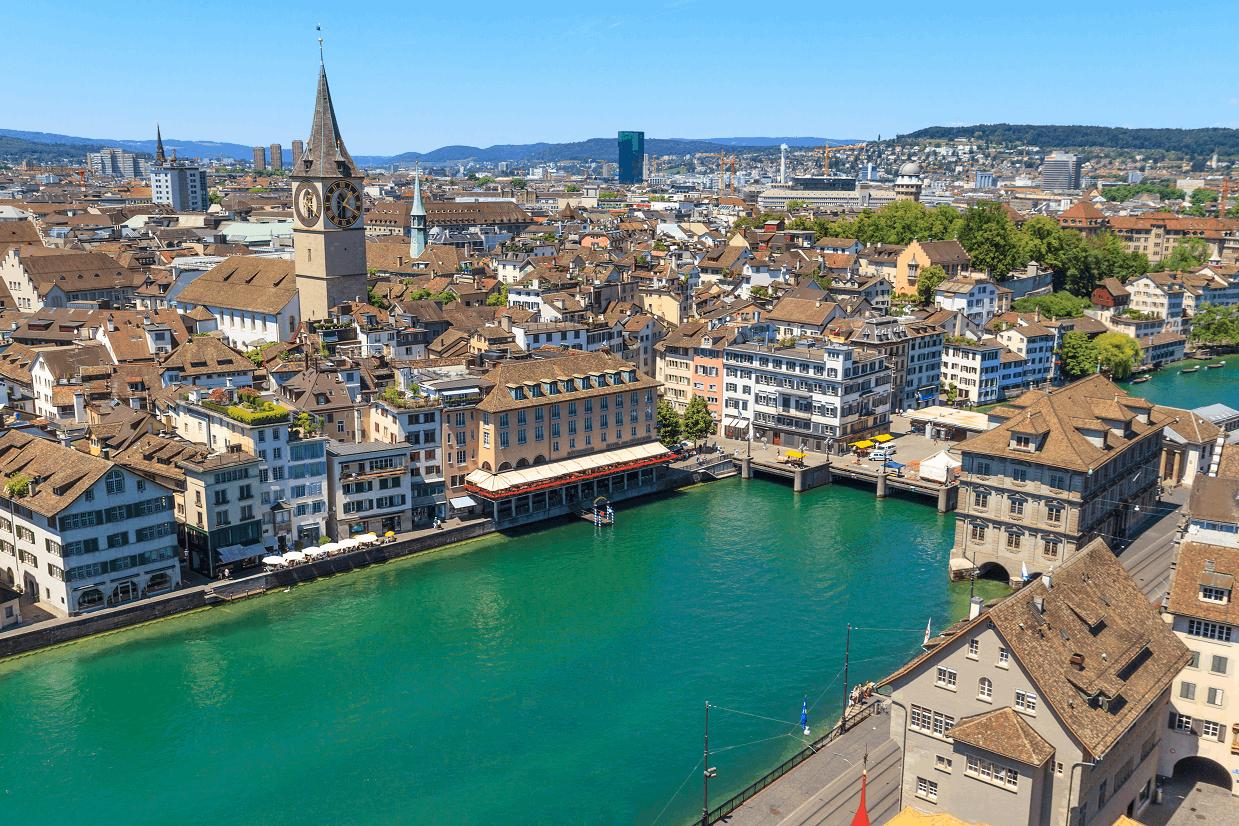 3 Day Zurich City Break
